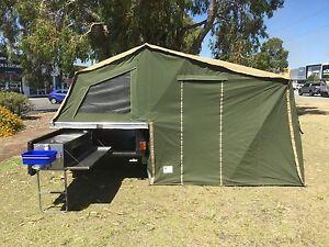 Cavalier Deluxe Off-road Camper Trailer Balcatta Stirling Area Preview