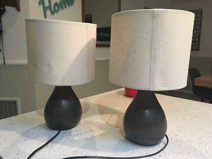 Wanted table lamps