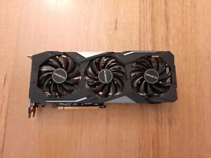 Gigabyte rx 5700xt 8gb ddr6 - used