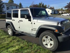 2010 Jeep Wrangler 4 Door
