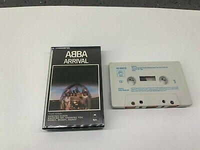 Abba Cassette - Arrival - Epic Label 1976