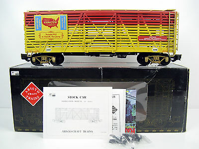 Aristo-Craft G-Scale Bros. Circus Stock Car, ART-46126
