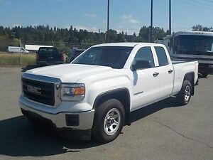 2015 GMC Sierra 1500 Base Double Cab Short Box 4WD