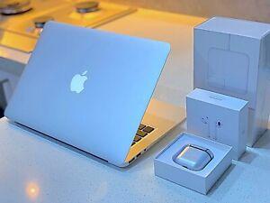 """2016 SuperFast UltraThin MacBook Air Intel CORE i5-256 GB SSD-8GB-13"""""""