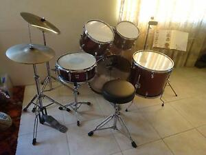 D Drum Kit Indooroopilly Brisbane South West Preview