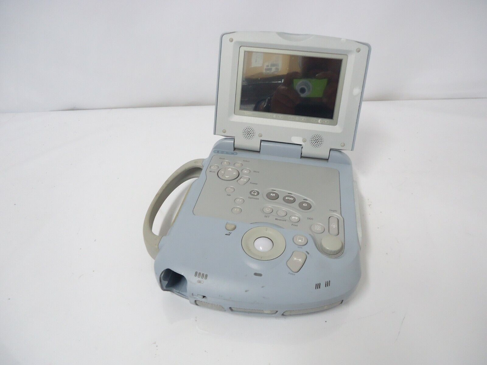 Best USED ZONARE Z. ONE SCAN ENGINE PORTABLE ULTRASOUND SYSTEM NO BATTERY GREAT UNIT! READ