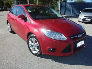 2013 FORD FOCUS TREND LW MKI11 AUTOMATIC HATCHBACK (ONE OWNER) East Rockingham Rockingham Area Preview