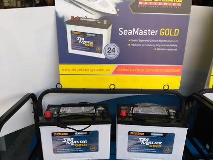 Marine Battery Seamaster Gold