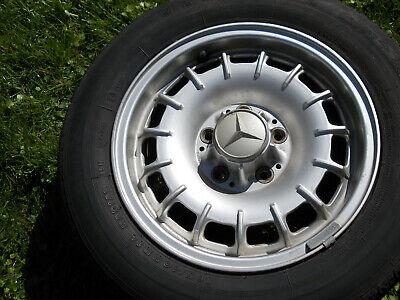 Zwei Mercedes  /8 , ALU Felgen