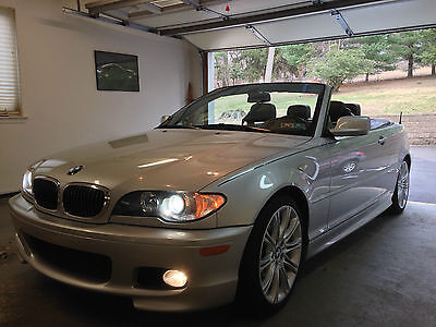 2005 bmw 330ci convertible zhp m sport package used bmw. Black Bedroom Furniture Sets. Home Design Ideas