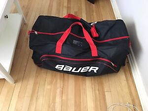 Price drop! Selling barely used hockey equipment