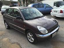 2000 Daihatsu Sirion 4 door Hatch - $1499 Pooraka Salisbury Area Preview