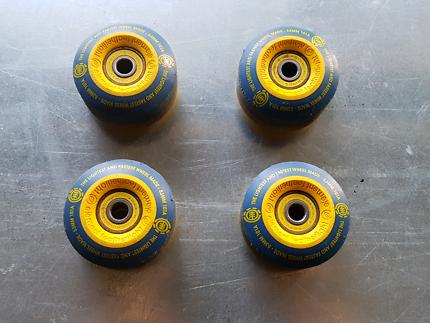 Element Featherlight 53mm skateboard wheels