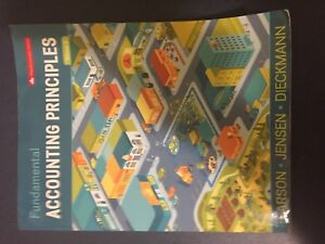 Accounting 3 NSCC textbook