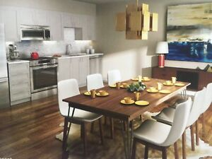 Brand New, Executive, 2 bedroom Condo for Rent