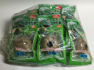 ((10pack set + 2 ball)) 100% Natural Moss Ball BONSAI KOKEDAMA Blue moss Japan
