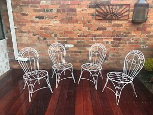 Retro Garden Chairs