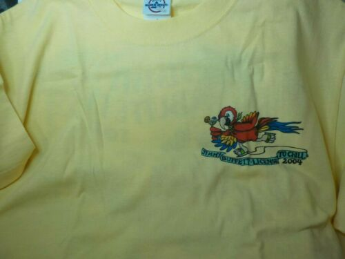 Jimmy Buffet License to chill concert t-shirt size Medium