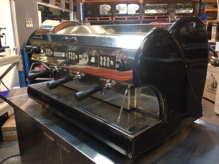 Gran gaggia espresso cappuccino machine