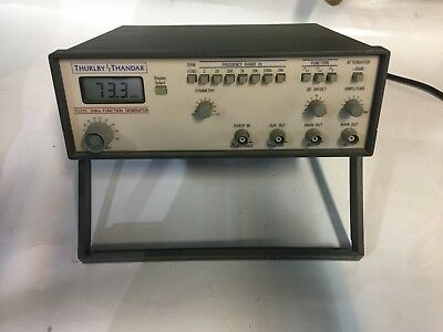 Thurlby Thandar Tti Tg215 0002 Hz - 2 Mhz Function Generator