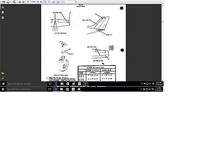 Cessna 421C maintenance library service manual set n engine D2515-23-13 w A/Ds