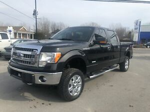 2013 Ford F-150 2013 Ford F-150 - 4WD SUPERCREW CUIR LIFT KIT 99