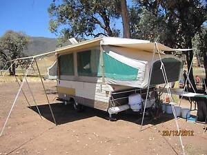 Jayco Dove Campertrailer Greenvale Hume Area Preview