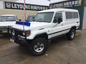 Toyota LandCruiser troopy 4.2 ltr diesel Northbridge Perth City Area Preview