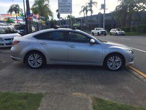 2009 MAZDA 6 SEDAN, rego, rwc, manual, clean car, CHEAP! Nerang Gold Coast West Preview