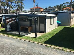 On Site Caravan Dolphin Point Tourist Park Dolphin Point Shoalhaven Area Preview