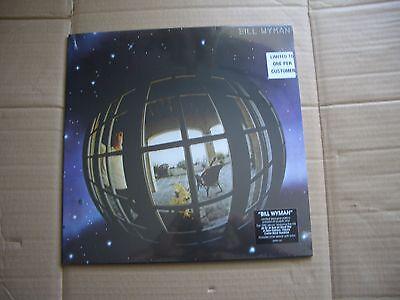 Bill Wyman: Bill Wyman on purple vinyl (1000 copies)  - HMV EXCLUSIVE - NEW