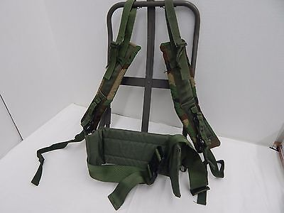 US Army / USMC ALICE Pack frame with LC-2 straps and kidney pad