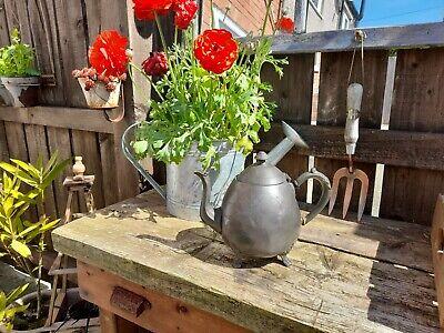 R Richardson Cornwall Works Sheffield  Pewter Teapot - Late 19th Century M106