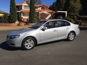 2008 FORD FALCON FG  IMMACULATE AND ON DUEL FUEL! FINANCE ME NOW