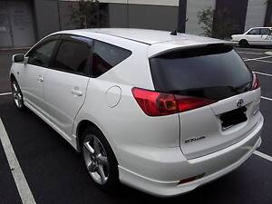 2002 Toyota Caldina GT-Four N-Edition Guildford Swan Area Preview