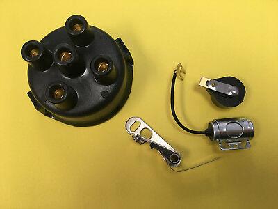 Minneapolis Moline Tractor Delco Ignition Tune Up Kit Cap Bf Za Zb Zt R Rt U Ut
