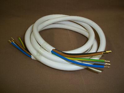 Herdkabel Anschlusskabel Herdanschlusskabel Herd Kabel 2m 5x2,5 mm² H05VVF 2,0m