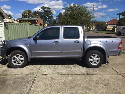 Holden Rodeo 4wd Lbg & Petrol, 2004 Automatic Liverpool Liverpool Area Preview