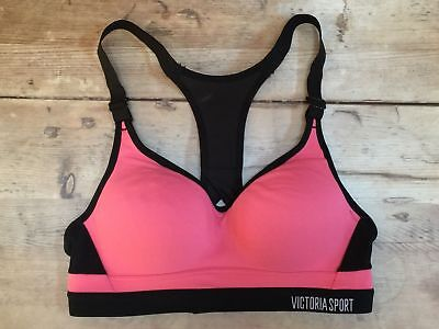 VICTORIA'S SECRET SPORT CANDY PINK INCREDIBLE SPORT BRA MULTIPLE SIZES VS NEW - Sport Candy