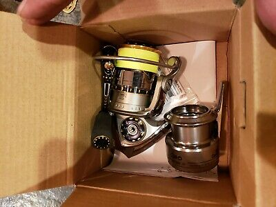 Abu Garcia Revo Premier PRM20 Spinning Reel NEW IN BOX