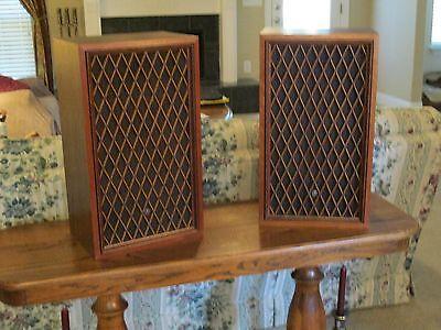 CS33A Vintage Speakers Pair with/FB Cones