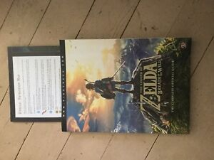 Brand new guild book and switch accessories