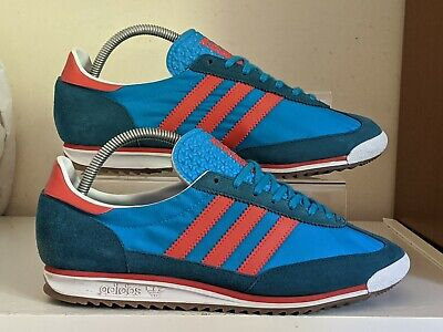 Adidas SL72 '14 release used mens trainers size 8 originals vintage