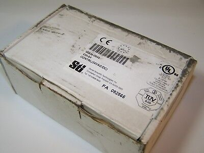 New Sealed Omron Cm-s4 24vacdc Safety Controller Sti Control Unit 4
