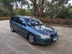 2005 Holden Commodore Executive 4 Sp Automatic 4d Wagon