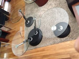 Marte Motion Coffee Table and End tables