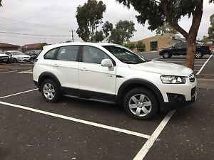 2013 Holden Captiva low kilo with RWC Epping Whittlesea Area Preview