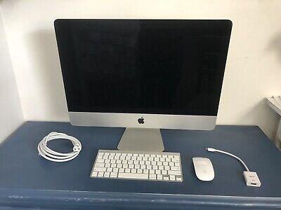 """Apple iMac A1418 21.5"""" Desktop - ME086LL/A Intel Core i5 2.9Ghz + 8GB + 1TB"""