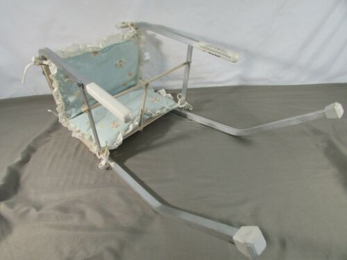 Vintage Sassy Seat Portable High Chair/Booster Seat