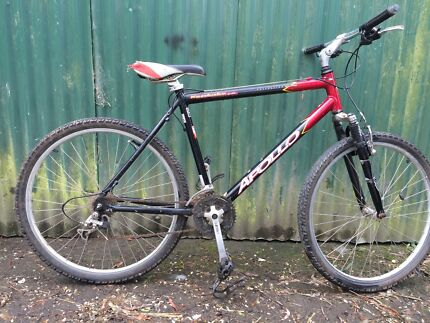 Apollo Raceline Mountain Bike Men S Bicycles Gumtree Australia